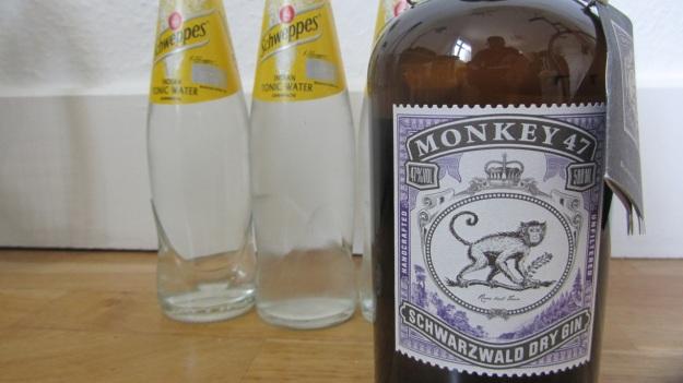 Monkey Gin Schwarzwald