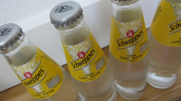 Schweppes Tonic Water 0,2 bottles