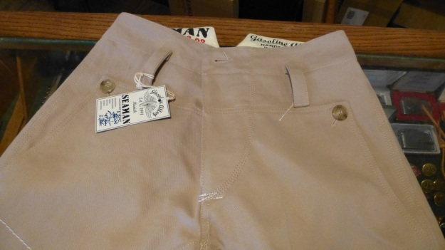 gasoline alley seaman trouser handtailored in germany - full view front