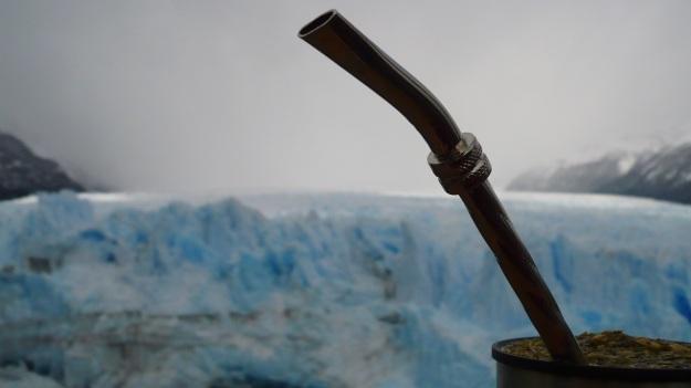glaciers argentina patagonia petito moreno - ice ice baby mate tea