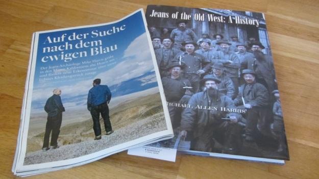 jeans of the old west a history - süddeutsche zeitung magazin farhard samaria