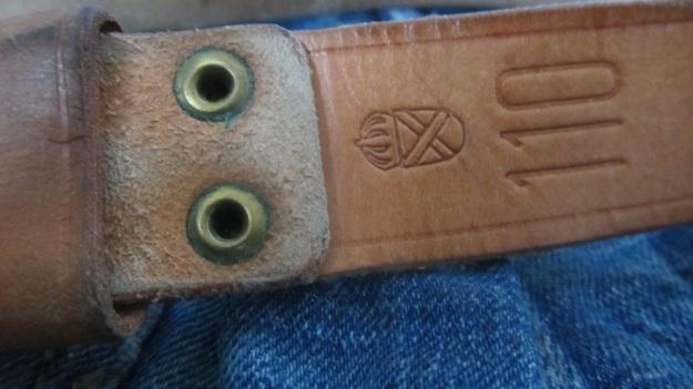 Stuff that works at work swedish army belt