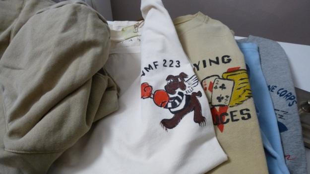 Amtraq and Merz b. Schwanen Showroom Munich - sportswear reg t-shirts