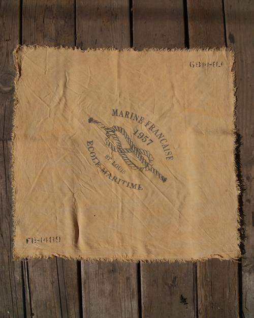 fbc-ecole maritime francaise bandana