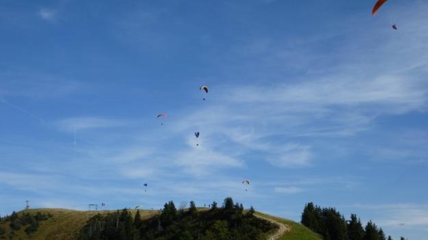 Andelsbuch Paragliding Austria Vorarlberg