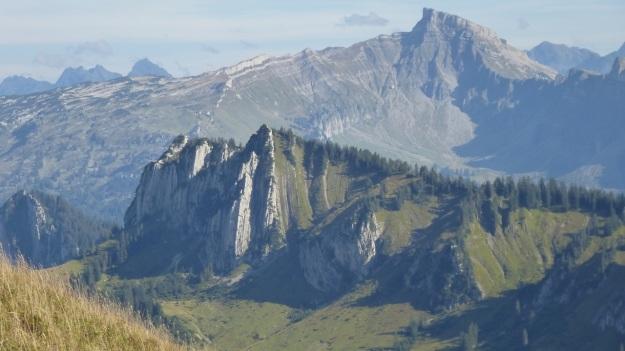 Andelsbuch Paragliding Austria Vorarlberg bergpanorama hoher ifen