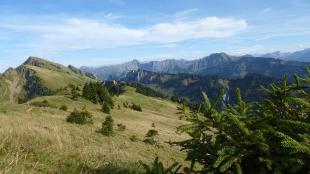 Andelsbuch Paragliding Austria Vorarlberg panoram hoher ifen