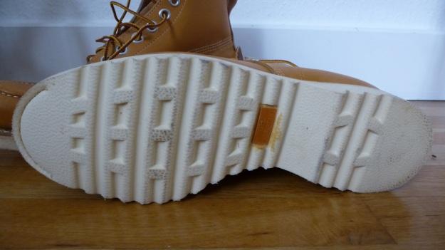 Gorilla shoe la chaussure - made in canada moc toe boot sole