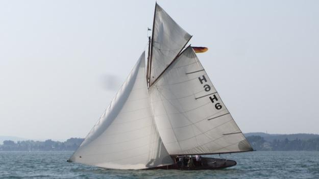 sailing - h6 bayern lake of constance