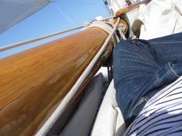 sailing moonbeam IV
