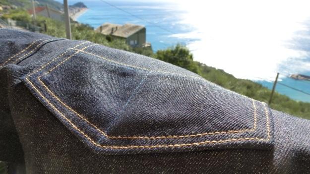 Tellason Ankara Jeans double reinforced pocket