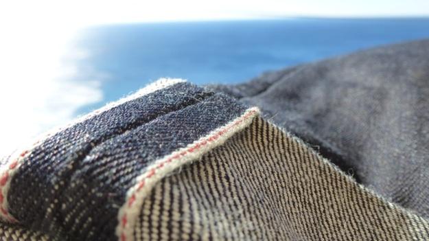 Tellason Ankara Jeans selvage denim