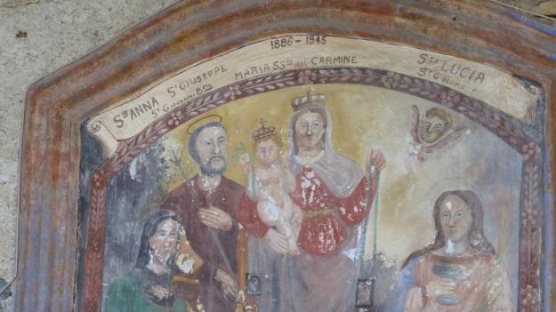 Valle Maira, Maira Tal, Maira Valley frescos