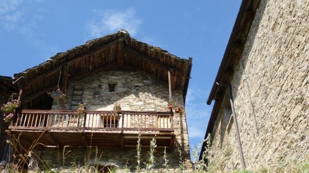 Valle Maira, Maira Tal, Maira Valley restored house