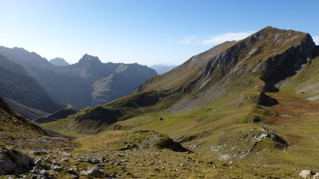 Biberacher Hütte - Schröcken hiking panorama mountains