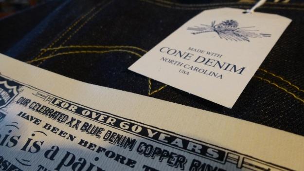 Ecke32 Manufacture Store Konstanz - cone denim lvc levis vintage clothing label