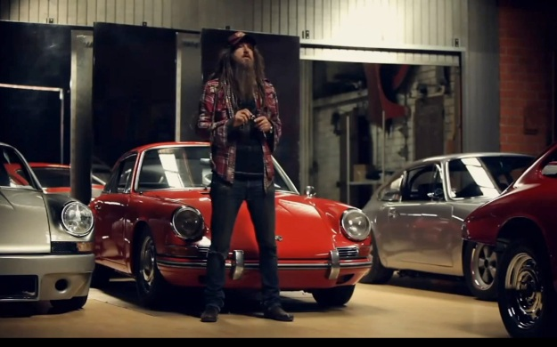 Magnus Walker Porsche 911 red