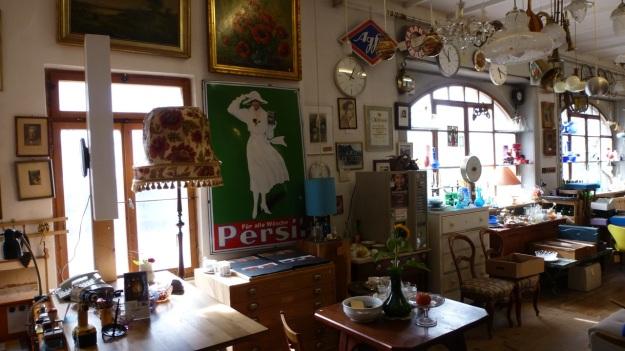 ventilator dornbirn vintage stuff shop lamp area inside shop