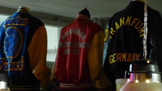 B-74 Frankfurt vintage baseball jackets