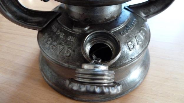 Feuerhand Baby 275 old petroleum lamp