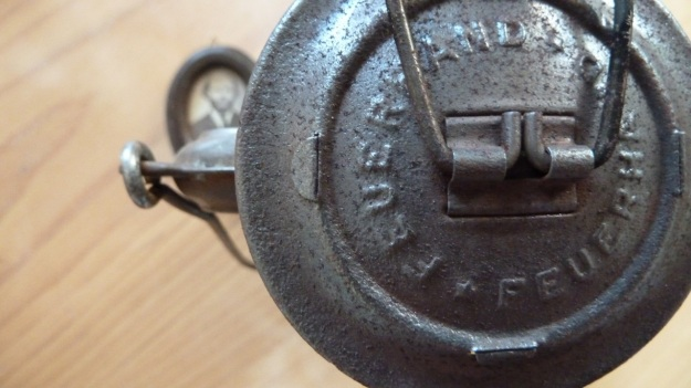 Feuerhand Baby 275 old top and handle