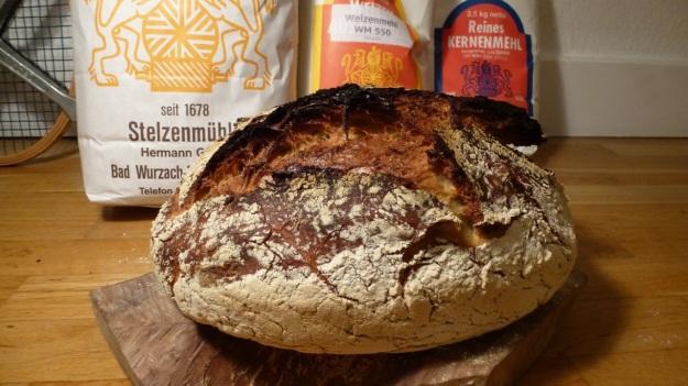 Monfort Mehle Karge Langenargen - Stelzenmühle homemade bread