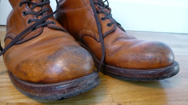 Red Wing 9013 shoes boots toe caps