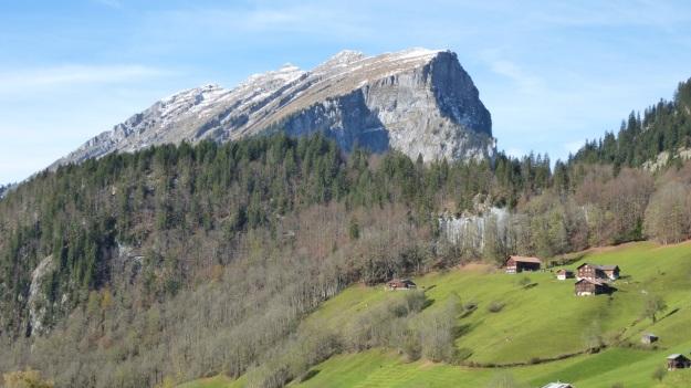 Rehmen Liegstein Austria Vorarlberg Trekking kanisfluh