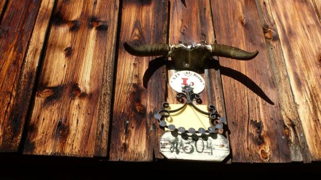 Rehmen Liegstein Austria Vorarlberg Trekking sunclock