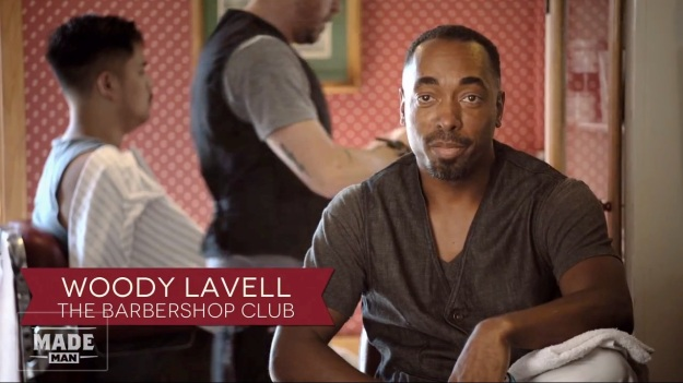 The Barber Shop Club - Woody Lavelle video