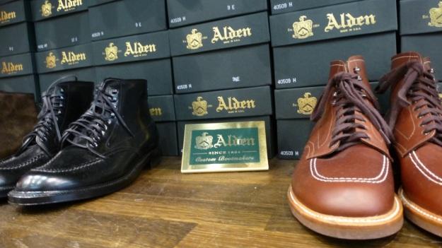 Volls Darmstadt Essence of Menswear Visit alden shoes indy boot