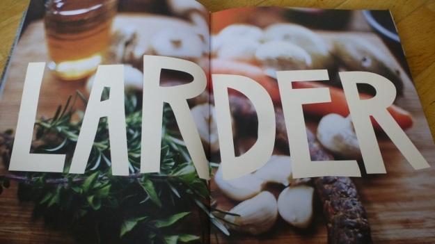 Whole Larder Love Cookbook - Larder