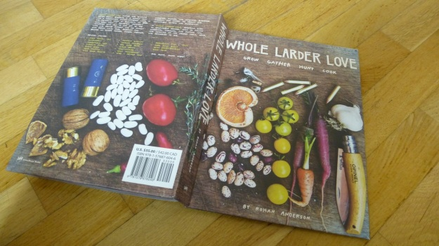 Whole Larder Love Cookbook - cover