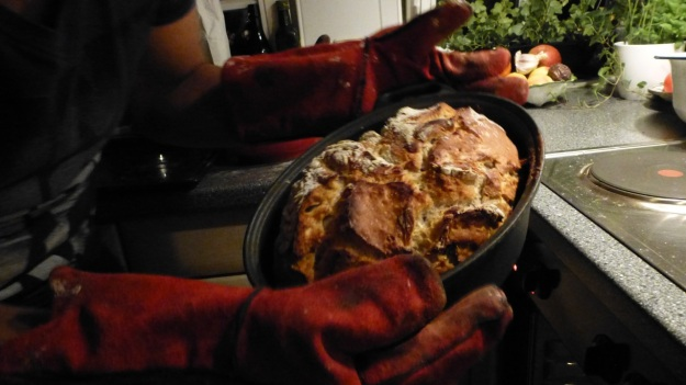 Bread and Pizza Workshop proud bakermen