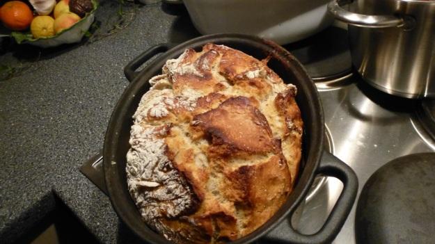 Bread and Pizza Workshop crispy bread