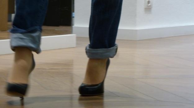 Pollini high heels 10