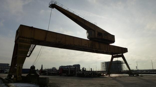 Bremerhaven Harbour tour Shipyard