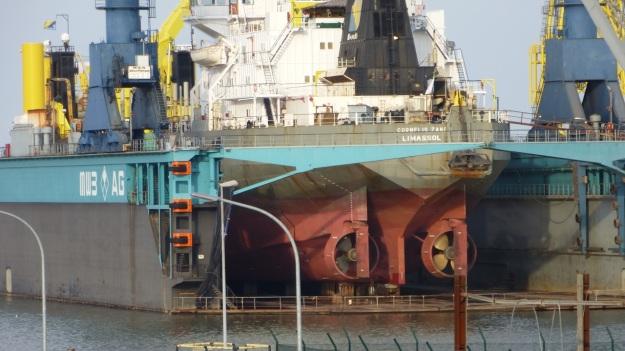 Bremerhaven Harbour tour Shipyard01