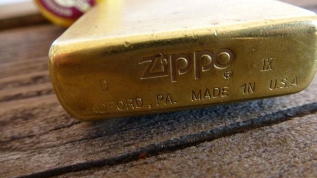 Old Popeye Zippo by feinschmuck1