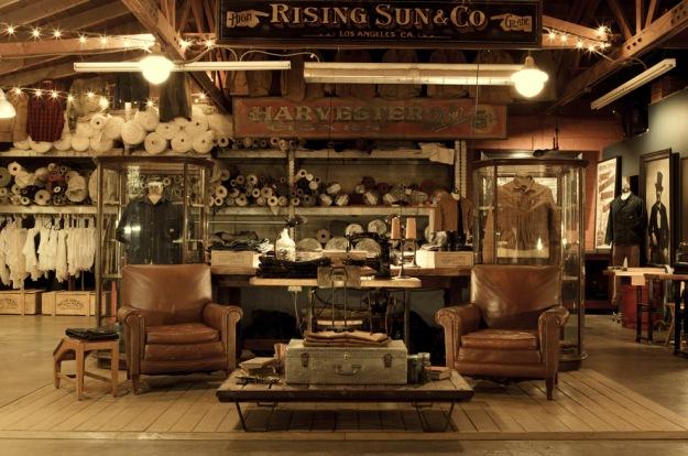 Rising Sun Jeans Workshop