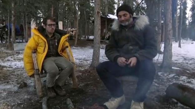 surviving alone in alaska heimo korth