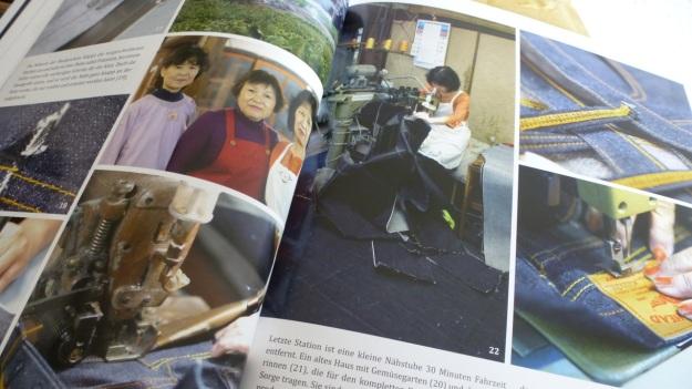 The Heritage Post No. 4 Japan Denim