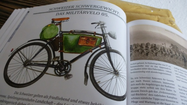 The Heritage Post No. 4 1:2013 Militärvelo 05