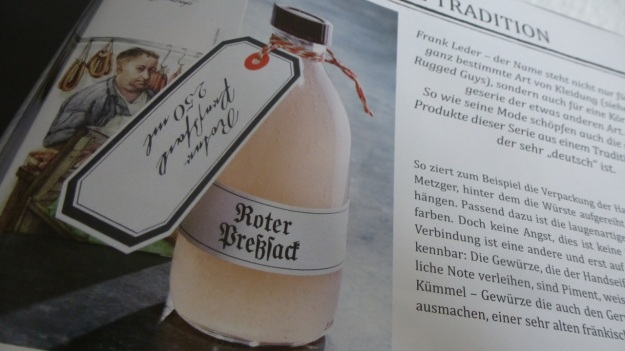 The Heritage Post No. 4 1:2013 roter pressack