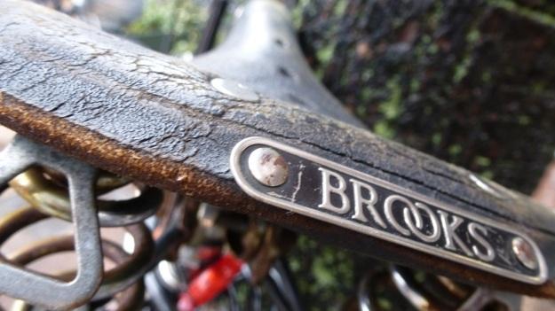 used Brooks leather saddles