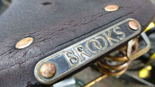 used Brooks leather saddles