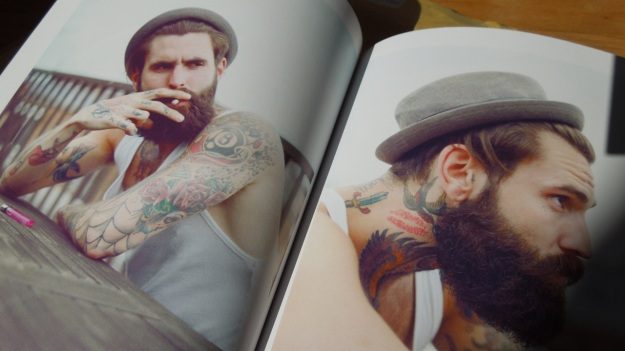 100 beards 100 days book1