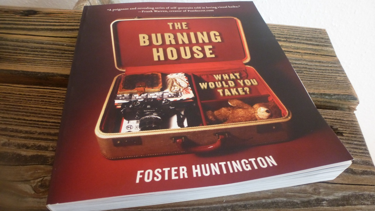 Burning house project book