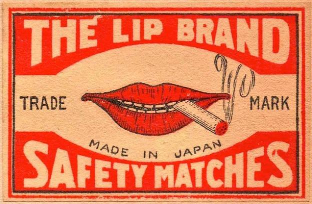 the lip brand matches