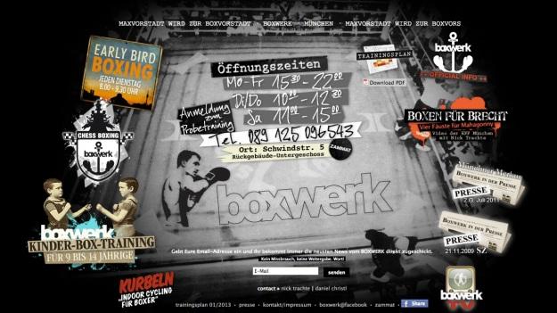 Boxwerk München